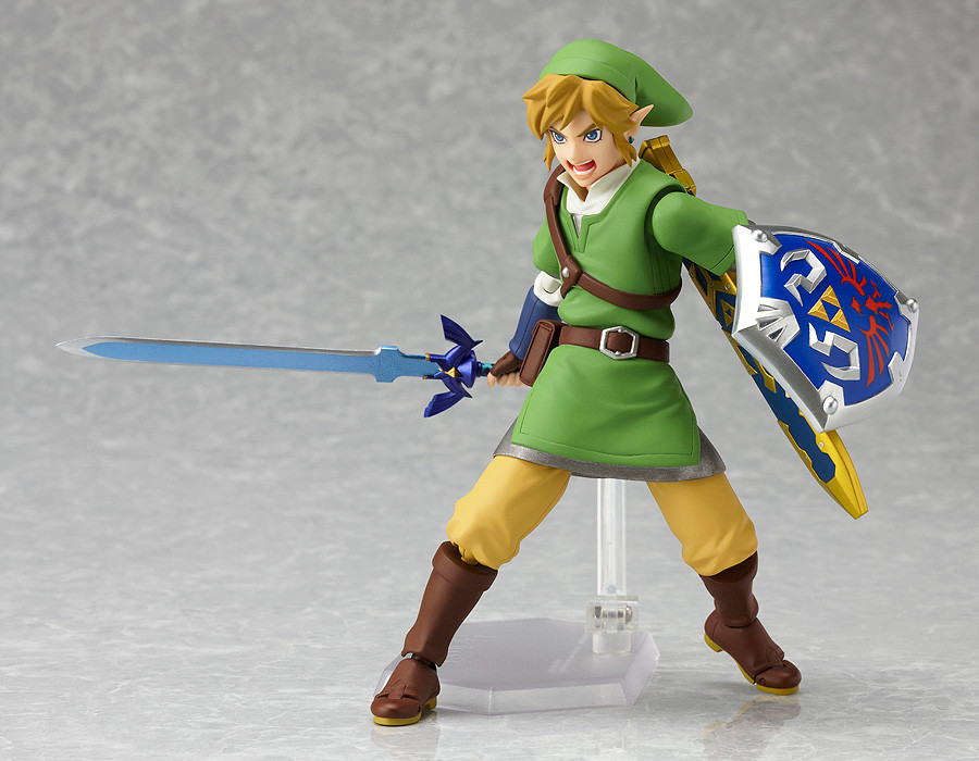Figma de Link de The Legend of Zelda