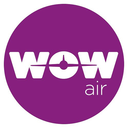 Logo de WOW Air