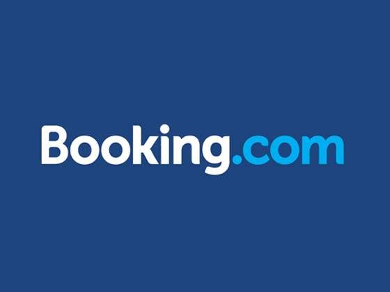 Logotipo de Booking