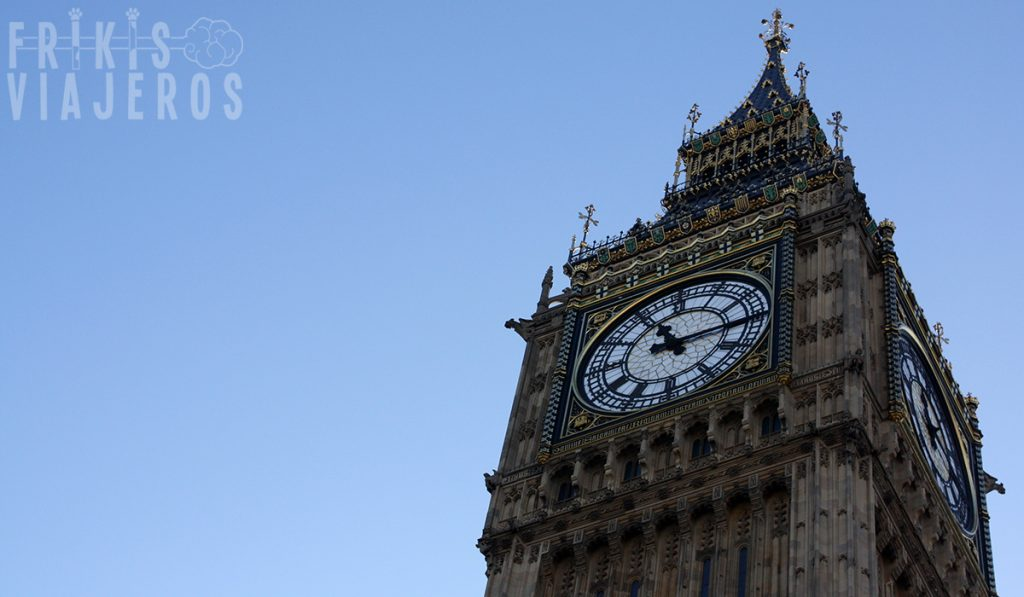 Londres por libre, Big Ben