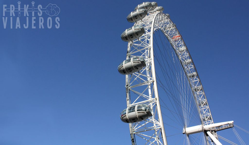 Londres por libre, London Eye