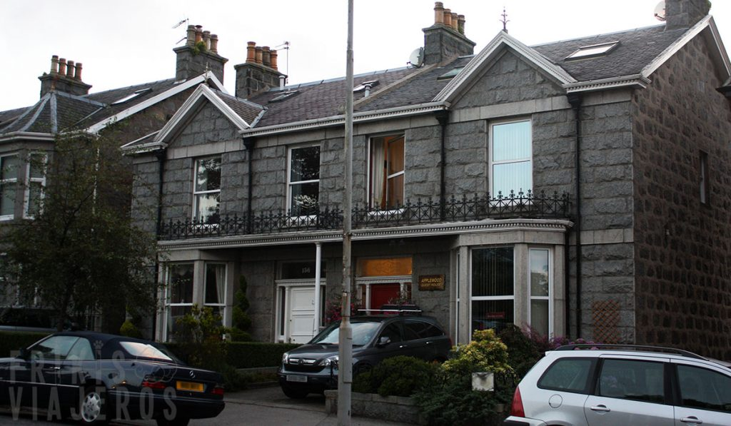 Alojamiento B&B Bed and Breakfast en Aberdeen, Escocia